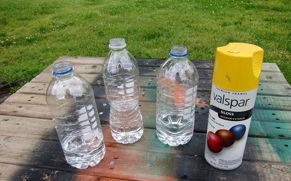 Làm sạch, bóc nhãn của chai nhựa