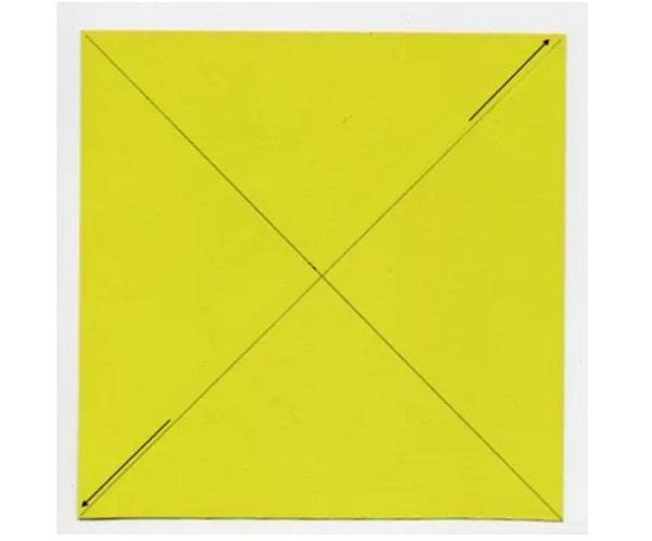 Cách gấp hộp quà bằng giấy lịch lãm tặng bố kính yêu