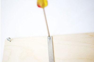 Cách tự làm giấy nhớ hình quả táo cực xinh cực dễ 4
