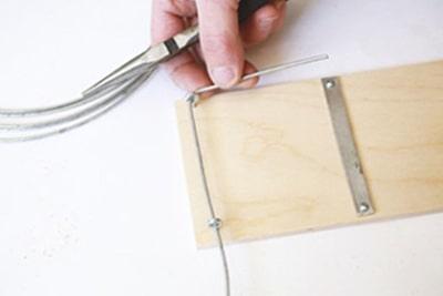 Cách tự làm giấy nhớ hình quả táo cực xinh cực dễ 5