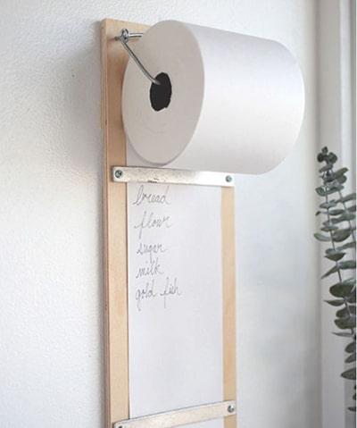 Cách tự làm giấy nhớ hình quả táo cực xinh cực dễ 8