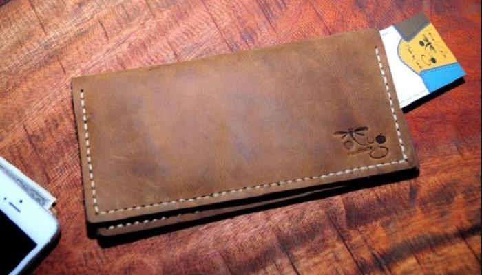 2 Cách làm ví cầm tay handmade ấn tượng12
