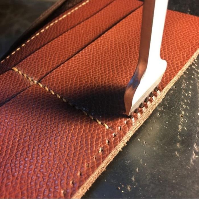 2 Cách làm ví cầm tay handmade ấn tượng2