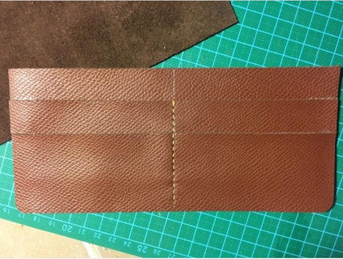 2 Cách làm ví cầm tay handmade ấn tượng3