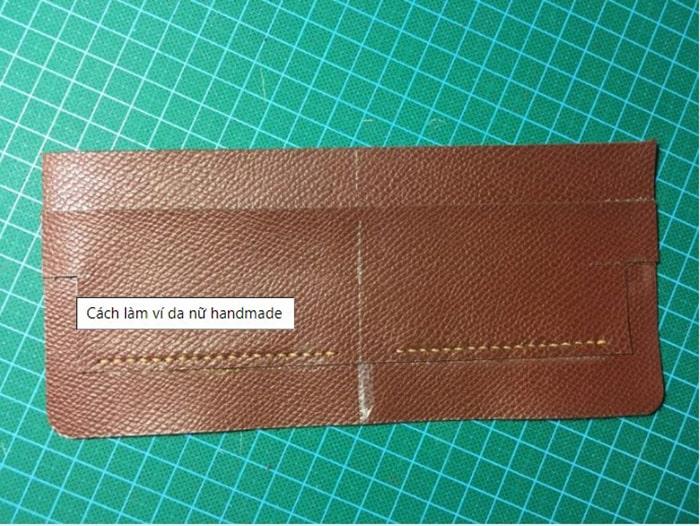 2 Cách làm ví cầm tay handmade ấn tượng4