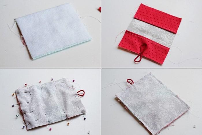 2 Cách làm ví cầm tay handmade ấn tượng9