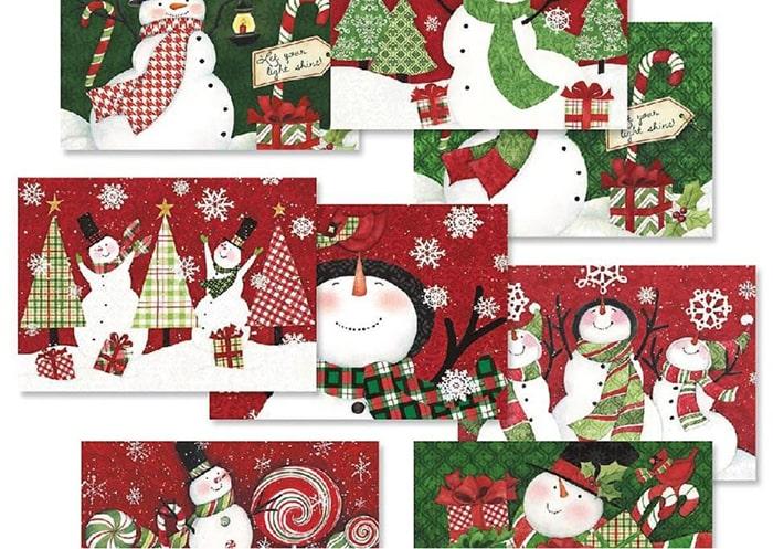Màu đỏ và xanh lá thường thấy trong mùa Giáng Sinh có ý nghĩa gì 7