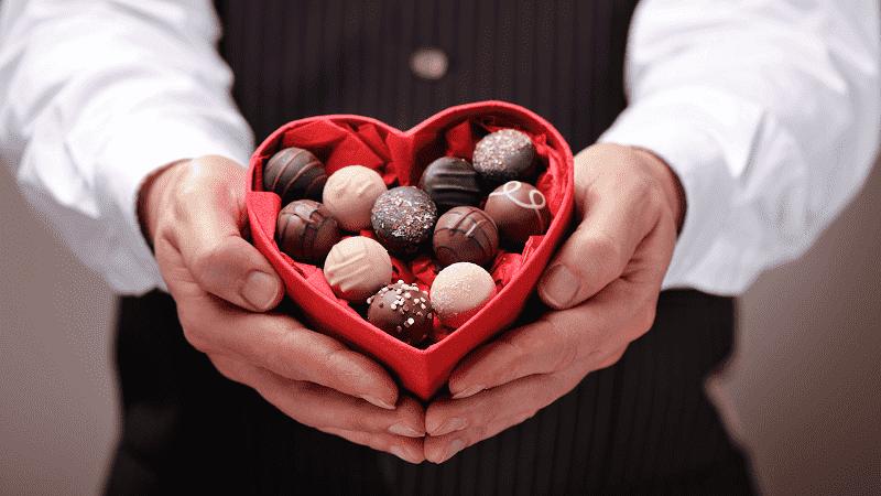 Socola - món quà ý nghĩa dịp Valentine