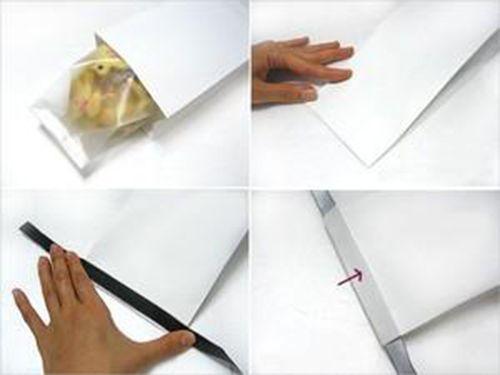 Tạo hình cho chiếc ruy-băng