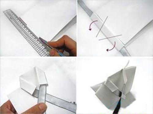 Tạo hình cho chiếc cà-vạt