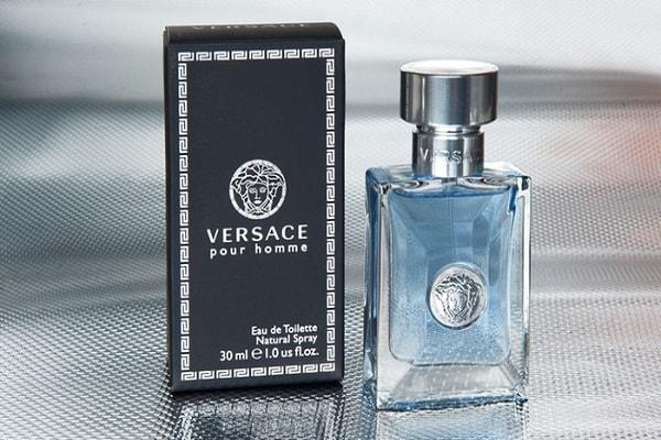 Versace Pour Homme với hương thơm lịch lãm tinh tế