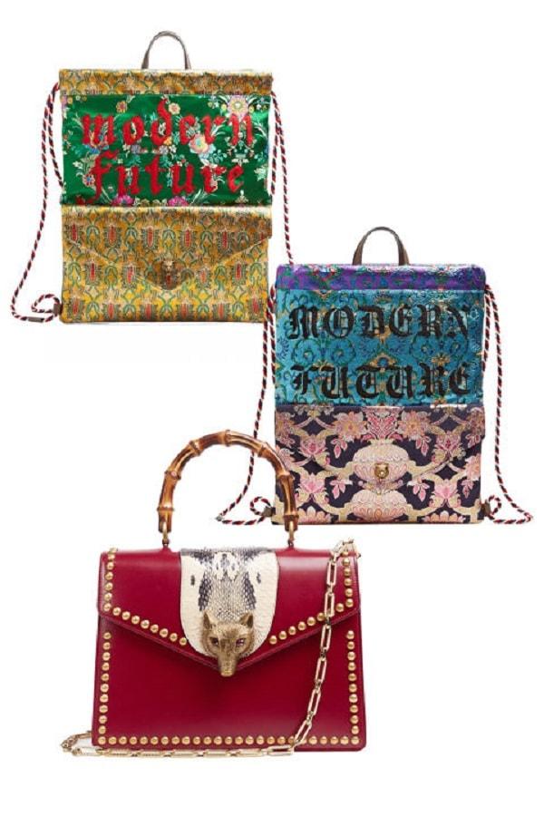 Mẫu túi Gucci Techpacks