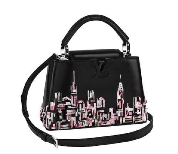 Mẫu túi Louis Vuitton Capucines Skyline Bag