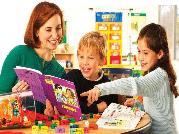 Chia sẻ bí quyết giúp trẻ lớp 1 yêu thích môn Tiếng Anh