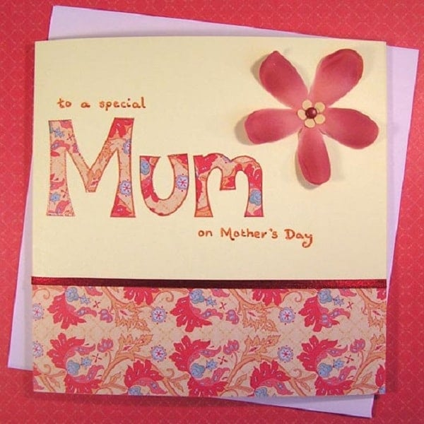 Thiệp quà tặng ý nghĩa cho mẹ