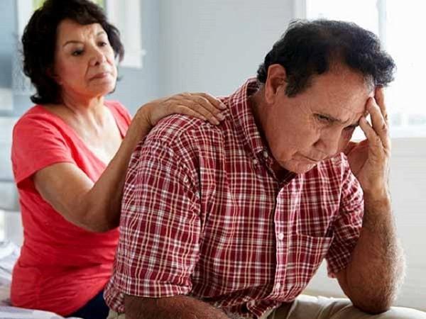 Tìm hiểu về bệnh teo não ở người già 1