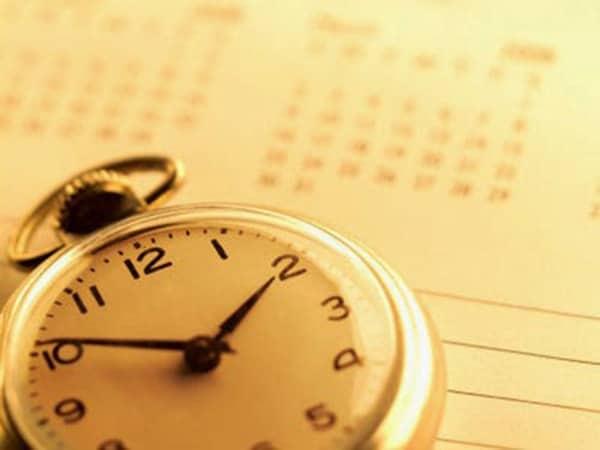 Thí sinh cần chia thời gian làm bài thi cho phù hợp