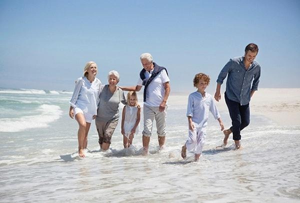 Hãy tặng bố mẹ chồng một chuyến du xuân ý nghĩa