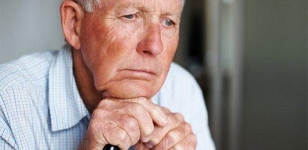 người già bị trầm cảm 1