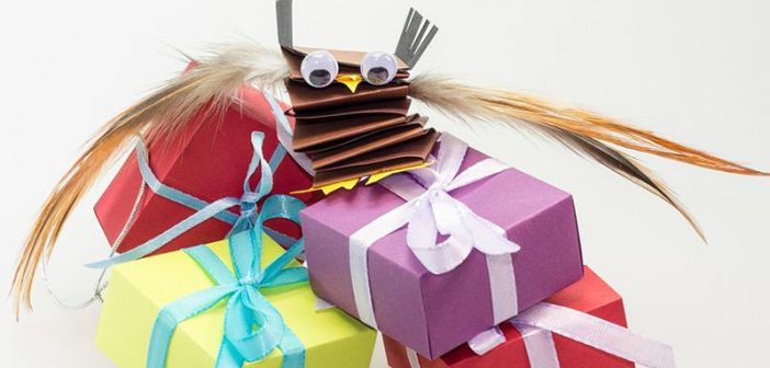 5 cách gói quà đơn giản và cực đáng yêu cho dịp sinh nhật