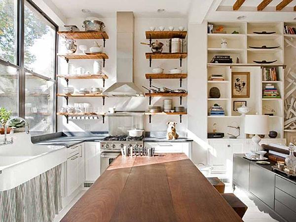 trang trí phòng bếp đẹp đơn giản 2