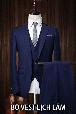 Quà tặng là bộ vest lịch lãm vừa ý sẽ khiến sếp khó lòng mà chối từ