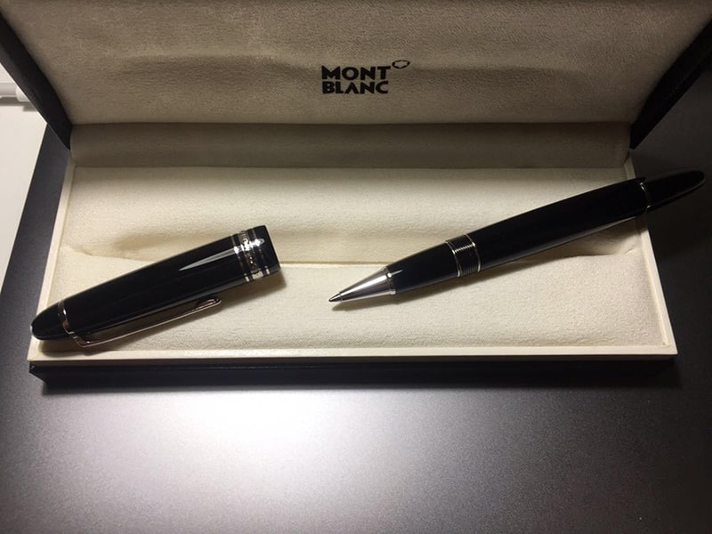 Bút ký là món quà ý nghĩa dành tặng sếp nhân dịp thăng chức