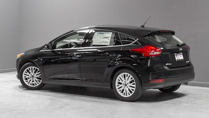 Ford Focus - Thiết kế mạnh mẽ đầy cuốn hút