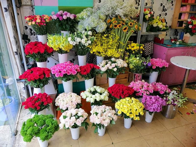 Nên tìm địa chỉ shop hoa uy tín để nâng cao hiệu quả của việc tặng hoa