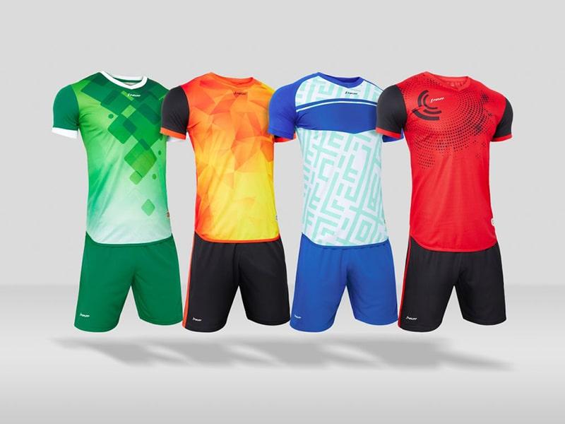 Đặt in áo bóng đá khá phổ biến hiện nay