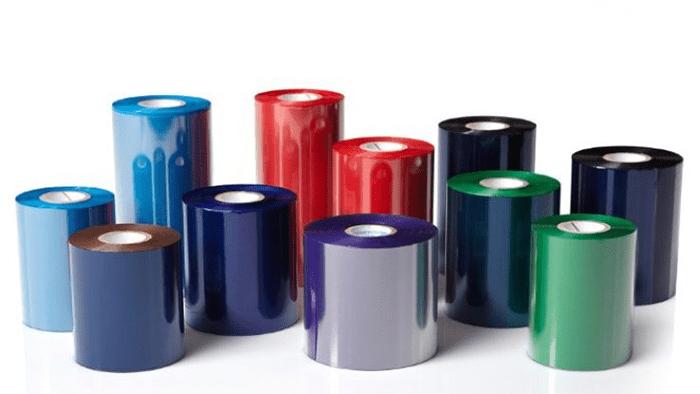 Mực in ribbon dùng trong in decal bán cảm nhiệt