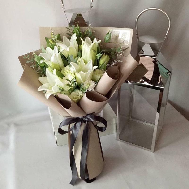 Hoa ly – Gửi gắm sự chân thành và lòng hiếu thảo
